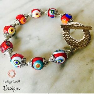 Jewelry - Millefiori Bracelet